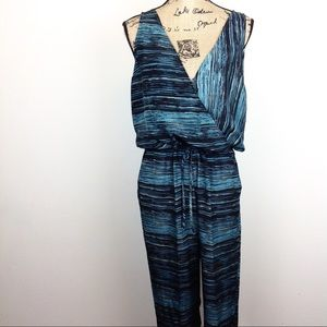 Volcom Cropped Jumpsuit M
